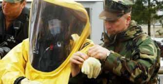 The Ebola Outbreak: U.S. Sponsored Bioterror?