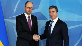 NATO Oversteps Its Charter Again, Running Guns and Weapons to the Ukraine