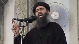 ISIS Leader is a Mossad Agent