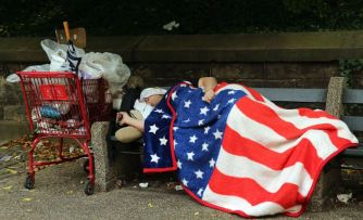 Census Report: Half of Americans Poor or Near Poor