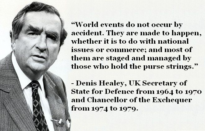 Baron Denis Healey