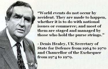 Baron Denis Healey