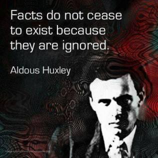 Aldous Huxley Quote 3