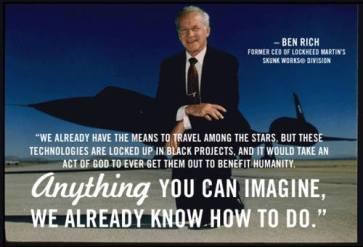 Ben Rich Quote