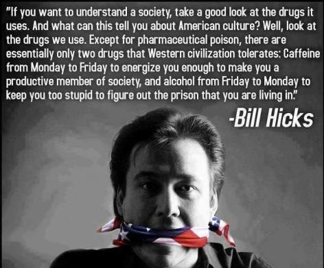 Bill Hicks Quote 3