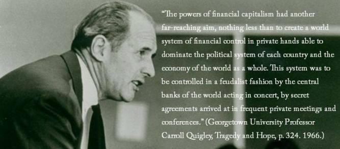 Carroll Quigley Quote