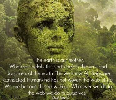 Chief Seattle Quote