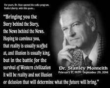 Dr. Stanley Monteith Quote