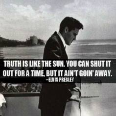 Elvis Presley Quote Truth