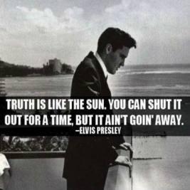 Elvis Presley Quote Truth