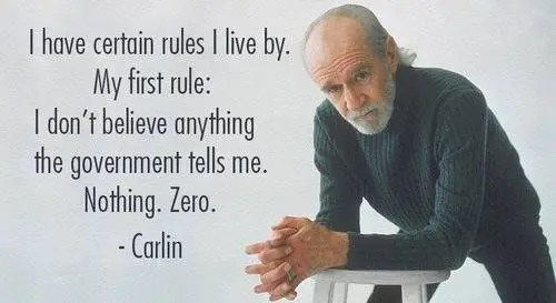 George Carlin Quote 3