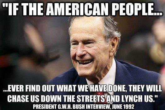 GWH Bush Quote