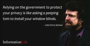 John Perry Barlow Quote