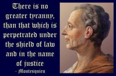 Montesquieu Quote