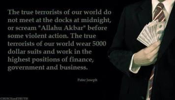 Peter Joseph Quote