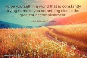 Ralph Waldo Emerson - Quote