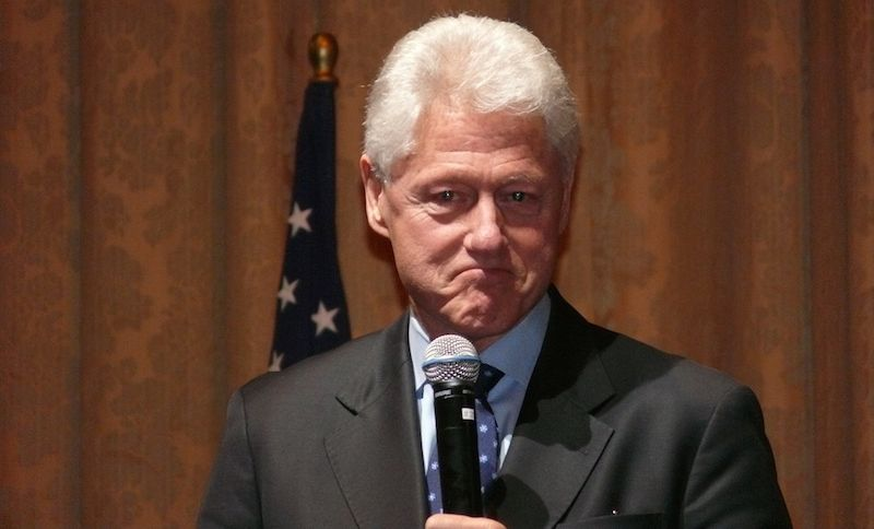Bill Clinton — Veni/Flickr