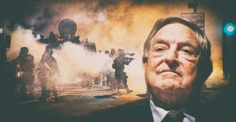 Soros Exposed Orchestrating Ferguson Chaos