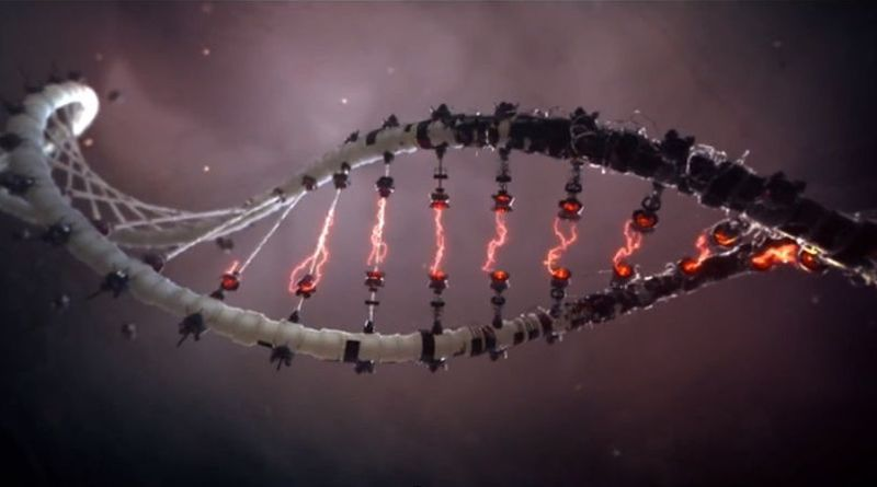 TRANSHUMANISM-DNA