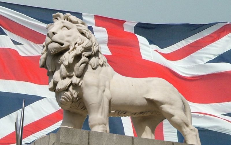british-lion-and-union-flag
