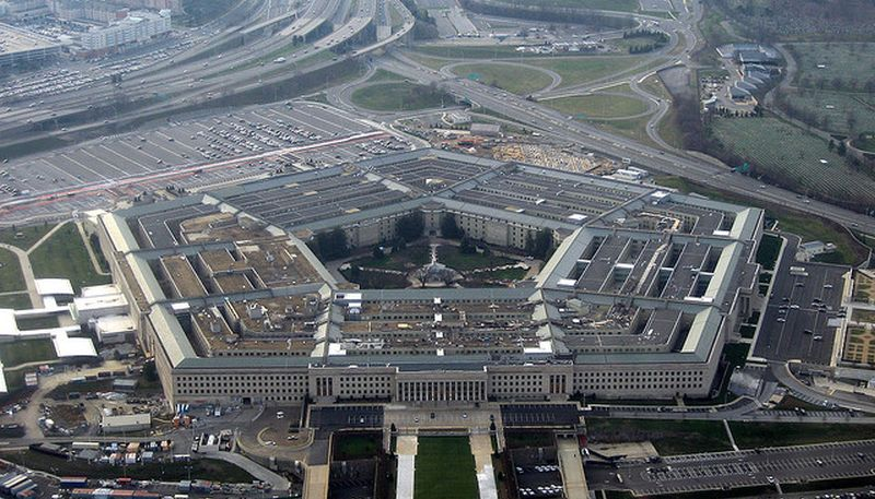 David B. Gleason (CC BY-SA 2.0) Pentagon