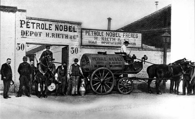 Petrole Nobel – Nobel Brothers Petrol Oil