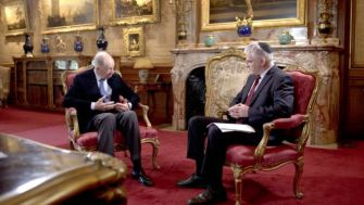 Rothschild Reveals Crucial Role His Ancestors Played in the Balfour Declaration and Creation of Israel