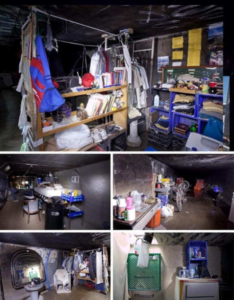 underground homes in las vegas