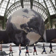 Globalization Collection and Chanel Globe