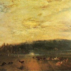 J.M.W. Turner's Sunsets: A Guide to Air Pollution