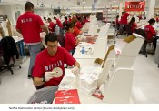 Netflix Distribution Center