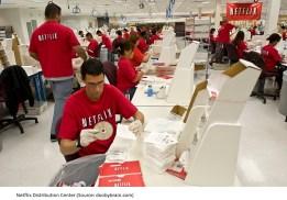 Netflix Distribution Center