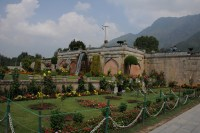 Nishat - entrance