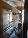 Srinagar - carpet weaving