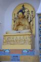 The Buddha - Shanti Stupa