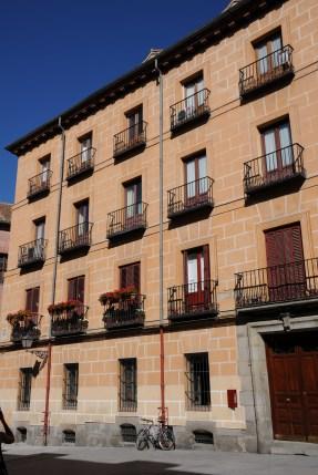Madrid - balconies
