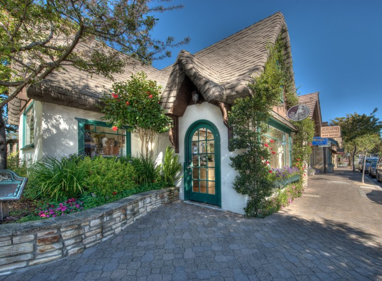Fairytale Architecture of Carmel, California