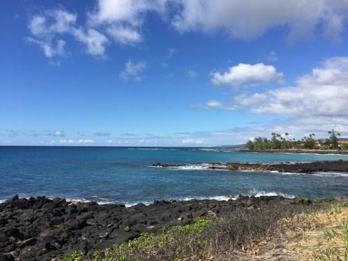 Kauai Waiohai beach