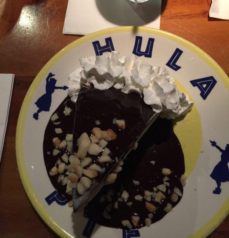 Hula pie from Duke's Kauai