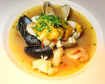 European fish stew
