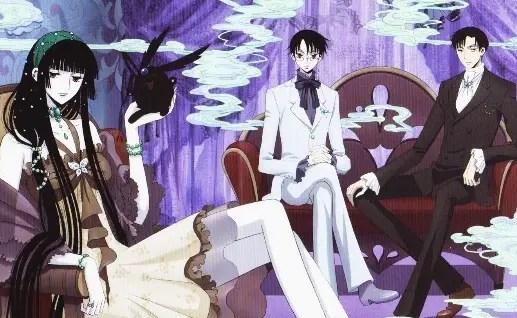 xxxholic anime