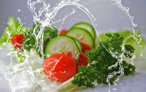 keep healthy food