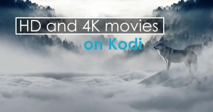 Best 4k Addons for Kodi Working in 2021