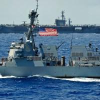 The South China Sea: A rising dragon