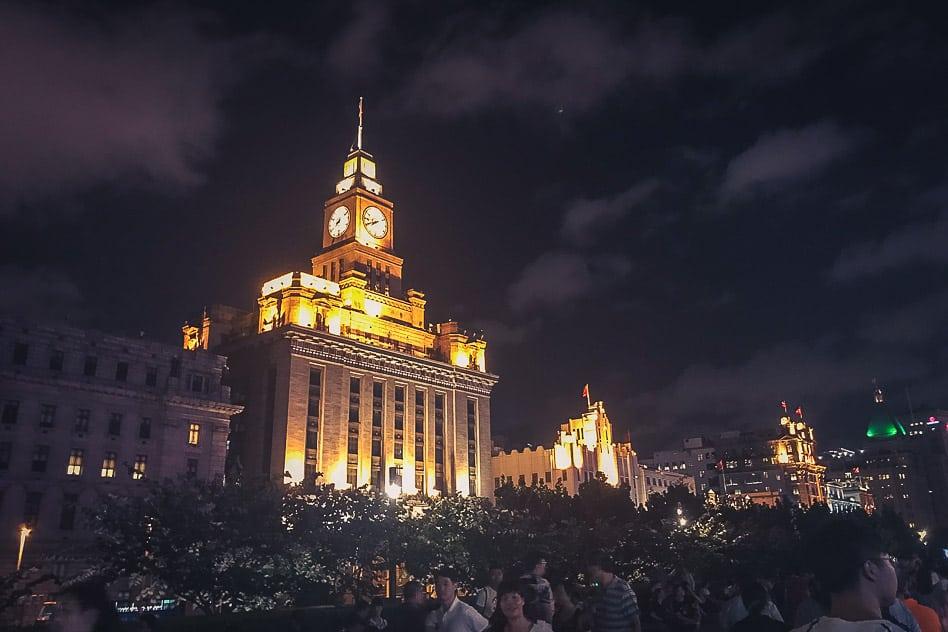 Free Experience Shanghai The Bund Budget