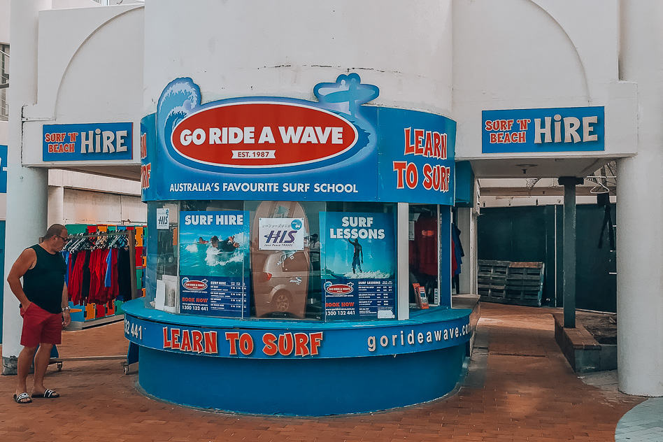 Go Ride A Wave Gold Coast Office