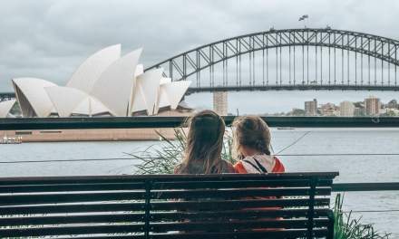 Travel Diary #13: Sydney, a city with many faces