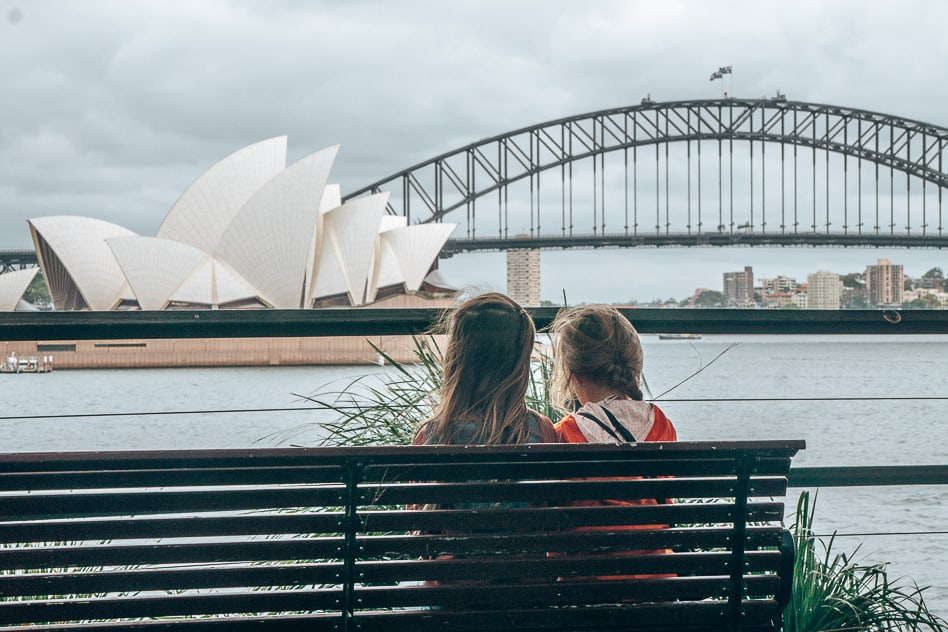 Travel Diary #13: Sydney, a city with many faces