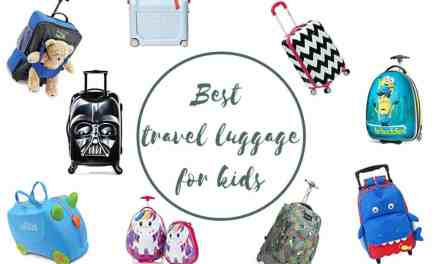 The best travel luggage for kids of all ages