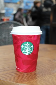 Coffee, always!